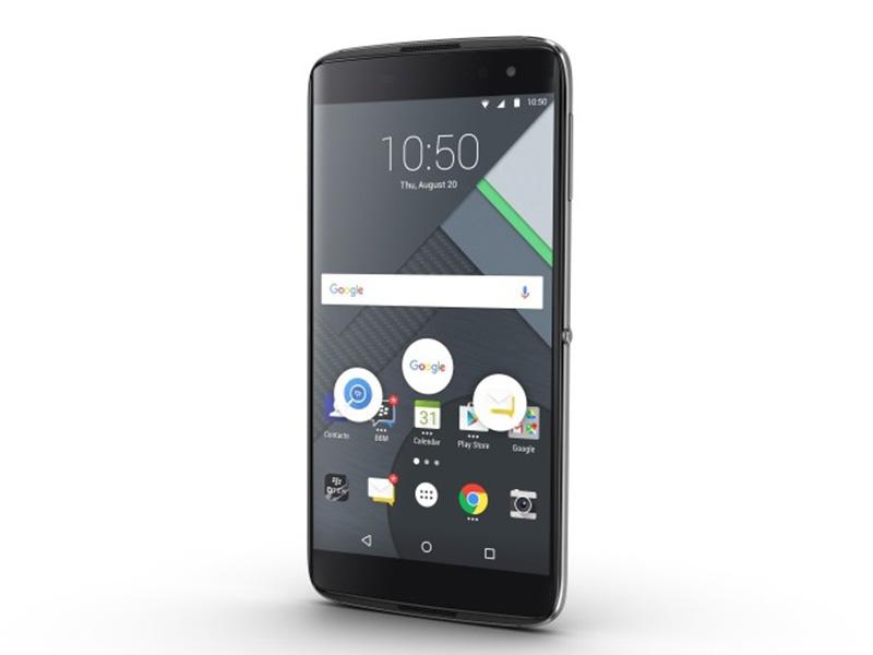 بلک بری و معرفی رسمی DTEK60، یک گوشی آندرویدی دیگر با امنیت بالا