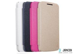 کیف نیلکین Nillkin Motorola MOTO G4 Play Sparkle Leather Case