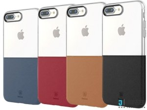 قاب محافظ بیسوس Baseus Half To Half Case iPhone 7 Plus/8 Plus