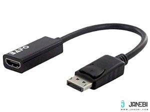 مبدل دیسپلی پورت به اچ دی ام آی بافو BAFO Display Port to HDMI Adapter BF-2610