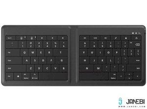 کیبورد بی سیم تاشو مایکروسافت Microsoft Wireless Universal Foldable Keyboard