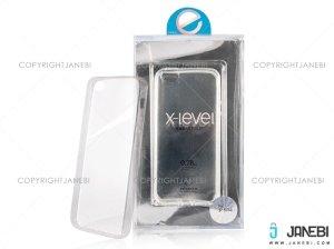 محافظ ژله ای ضد لغزش آیفون X-Level Apple iPhone SE/5/5S