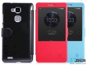 کیف چرمی نیلکین هواوی Nillkin Leather Case Huawei Mate 7