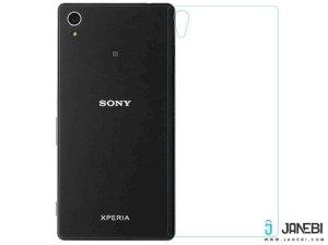 محافظ شیشه ای پشت گوشی سونی Glass Protector Sony xperia Z3 Plus
