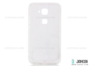محافظ شیشه ای - ژله ای هواوی Huawei G8 Transparent Cover