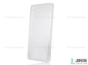 محافظ شیشه ای - ژله ای  سونی Sony XA Ultra Transparent Cover