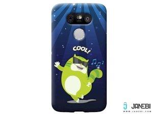قاب محافظ اصلی ال جی Voia Character Printing Case Cool LG G5