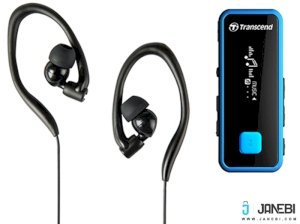 پخش کننده موسیقی ترنسند Transcend MP350 Digital Music Player 8GB