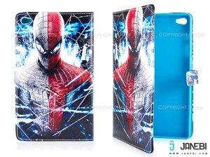 کیف تبلت هواوی طرح مرد عنکبوتی Colourful Case Huawei Mediapad M2 8.0 Spiderman