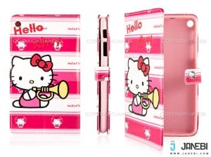 کیف تبلت هواوی طرح کیتی Colourful Case Huawei Mediapad T1 7.0 Kitty