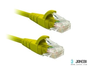 کابل شبکه بافو BAFO LAN Cable Cat.6 UTP Patch Cable 3m