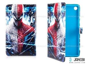 کیف تبلت ایسوس طرح مرد عنکبوتی Colourful Case Asus ZenPad 8.0 Z370CG Spiderman