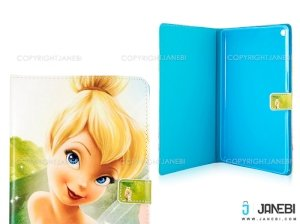 کیف تبلت ایسوس طرح تینکربل Colourful Case Asus ZenPad 8.0 Z380C Tinkerbell