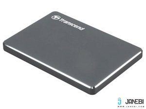 هارد اکسترنال ترنسند Transcend StoreJet 25C3 External Hard Drive 2TB