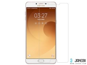 محافظ صفحه نمایش شیشه ای نیلکین سامسونگ Nillkin H+Pro Glass Samsung Galaxy C9 Pro