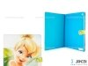 کیف آیپد طرح تینکربل Colourful Case iPad 2/3/4 Tinkerbell