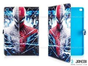 کیف آیپد ایر 2 طرح مرد عنکبوتی Colourful Case iPad Air 2 Spiderman