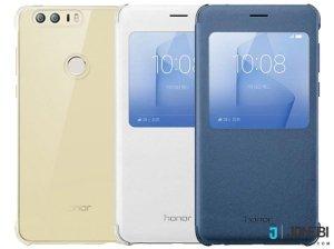کیف چرمی اصلی هواوی Huawei Honor 8 S View Flip Cover