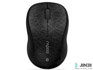 موس اپتیکال بلوتوثی رپو Rapoo 6080 Bluetooth Optical Mouse