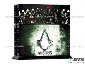 کاور اسکین کنسول بازی پلی استیشن 4 PS4 Skin Assassin's Creed