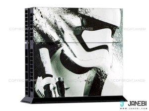 کاور اسکین کنسول بازی پلی استیشن 4 PS4 Skin Star Wars