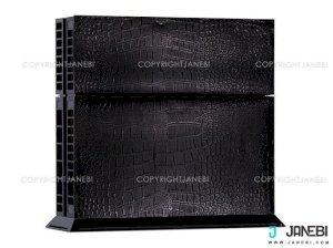 کاور اسکین کنسول بازی پلی استیشن 4 PS4 Skin Leather