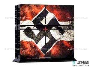 کاور اسکین کنسول بازی پلی استیشن 4 PS4 Skin Wolfenstein