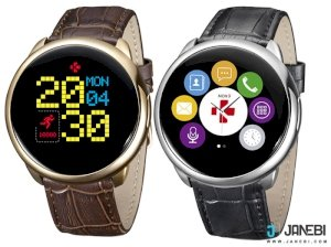 ساعت هوشمند مای کرونوز MyKronoz Zeround Premium Leather SmartWatch