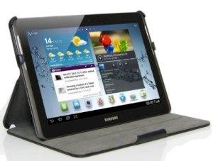 کیف چرمی Samsung Galaxy Note 10.1 N8000 مارک OZAKI
