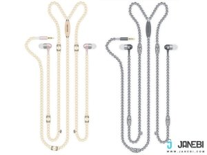 هدست پرومیت Promate Pearli Necklace Stereo Earphones
