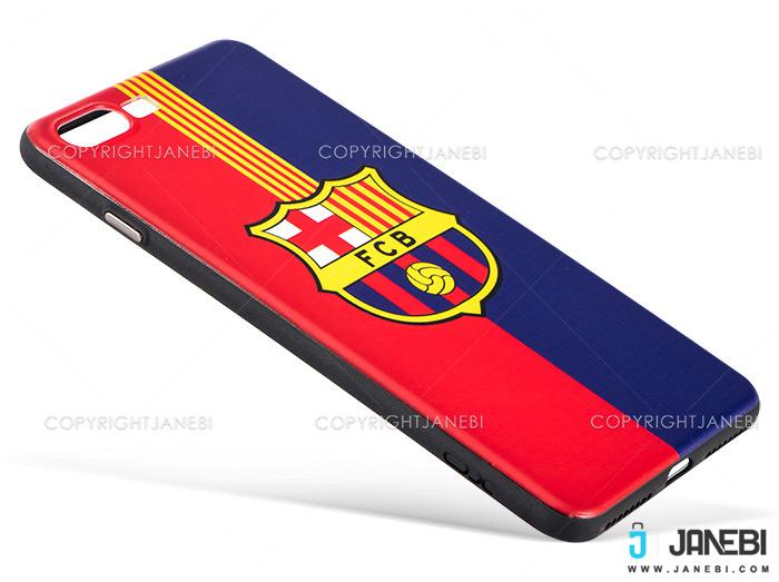 قاب محافظ آیفون طرح بارسلونا Apple iPhone 7 Plus/8 Plus ...