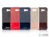 قاب ژله ای سوزنی چرمی سامسونگ Samsung Galaxy J3 Emerge Jelly Leather Cover