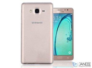 محافظ شیشه ای - ژله ای سامسونگ Samsung Galaxy J2 Prime Transparent Cover