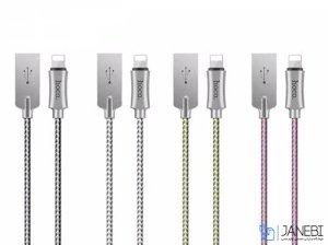 کابل شارژ و انتقال داده هوکو Hoco U10 Lightning Charging Cable