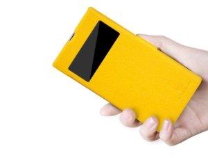 کیف چرمی Sony Xperia Z1 مارک Nillkin