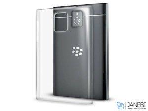 قاب محافظ شیشه ای بلک بری BlackBerry Passport Crystal Cover