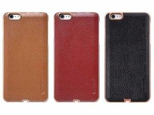قاب محافظ چرمی نیلکین آیفون Nillkin N-Jarl Apple iPhone 6 Plus/6s Plus