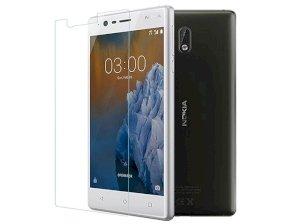 محافظ صفحه نمایش شیشه ای نوکیا Glass Screen Protector Nokia 3