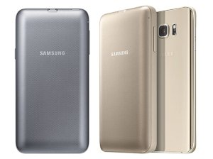 قاب شارژر اصلی سامسونگ Samsung Note 5 Wireless Charging Battery Pack