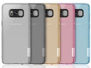 محافظ ژله ای نیلکین Nillkin TPU Case Samsung Galaxy S8
