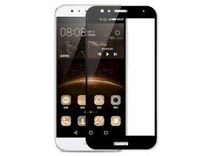 محافظ صفحه نمایش شیشه ای هواوی تمام صفحه Glass Full Screen Huawei G8