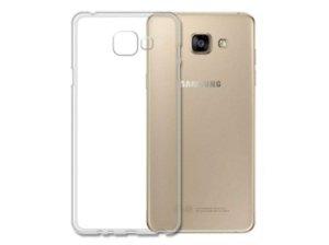 محافظ شیشه ای - ژله ای سامسونگ Samsung Galaxy A9 Transparent Cover
