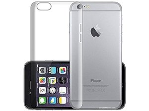 محافظ شیشه ای - ژله ای آیفون Apple iPhone 6/6S Transparent Cover