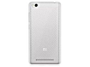 محافظ شیشه ای - ژله ای شیائومی Xiaomi Redmi 3 Transparent Cover