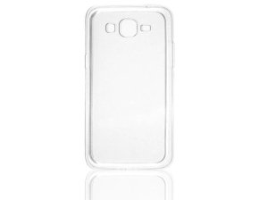 محافظ شیشه ای - ژله ای سامسونگ Samsung Galaxy Grand I9082 Transparent Cover