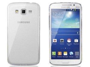 محافظ شیشه ای - ژله ای سامسونگ Samsung Galaxy Grand 2 G7106 Transparent Cover
