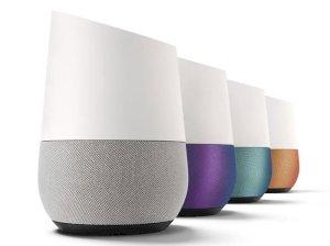 دستیار صوتی گوگل Google Home Voice Activated Speaker