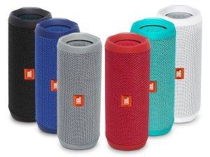 اسپیکر بلوتوث جی بی ال JBL Flip 4 Bluetooth Speaker
