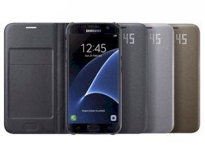 کاور ال ای دی اصلی سامسونگ Samsung Galaxy S7 edge LED View Cover