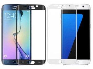محافظ صفحه نمایش شیشه ای Glass Samsung Galaxy S7 edge